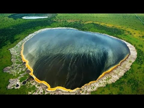 10 Horrifyingly Mysterious Lakes In The World