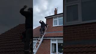 Exterior CCTV Camera Install