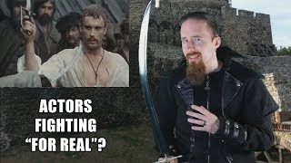 The Most Realistic Sword Duel in Movie History