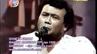 Gambar cover Dangdut ( Terajana ) -- Rhoma Irama & Soneta  --  Tembang  Tahun1970 an -- 1,02