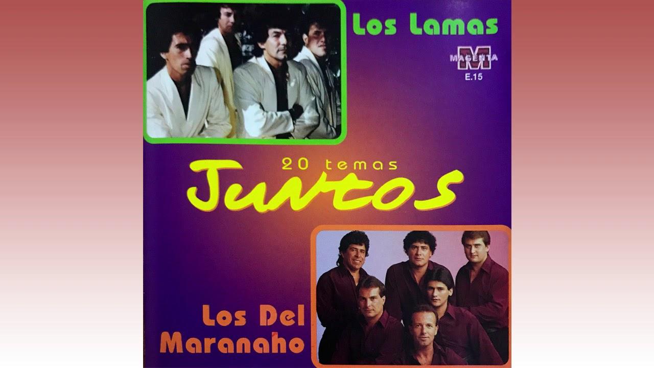 Los Lamas - Como un recuerdo grabado│ Cd 20 temas juntos