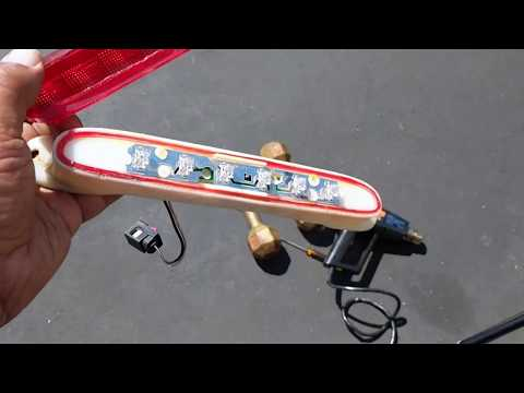 Repairing the rear 3rd Brake Light on your vehicle.