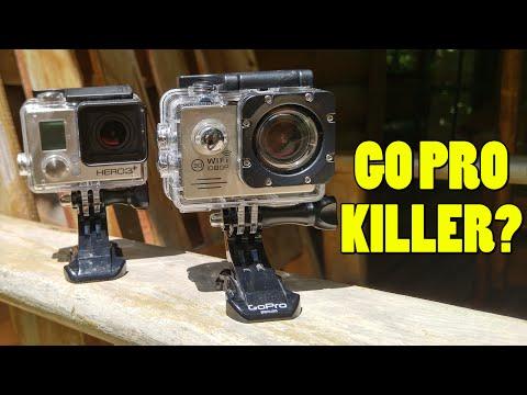 Best GoPro Alternative Under $50 -- Iconntechs IT 1080p Action Camera Review