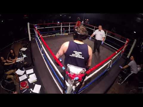 Ultra White Collar Boxing | Inverness | Roddy MacKay VS Craig Robertson