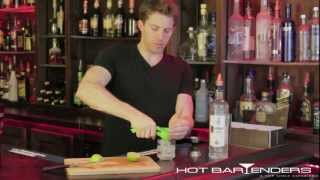 How To Make A Vodka Gimlet Cocktail