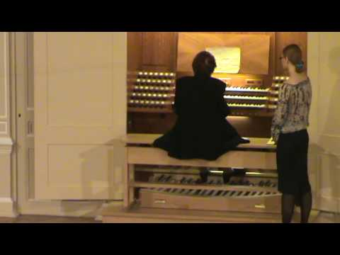 The Official Inauguration of the organ in Saint Petersburg Conservatory (4)