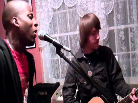 Third Day Lift Up Your Face into Follow Me There cover by Samhill Road