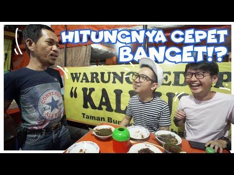 RAWON KALKULATOR! Surabaya Vlog With Abibayu
