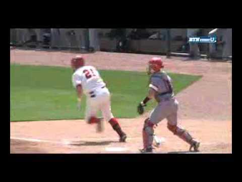 Nebraska vs. Nicholls State baseball Extended Highlights
