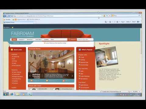 6 min Microsoft Lync Online Demo