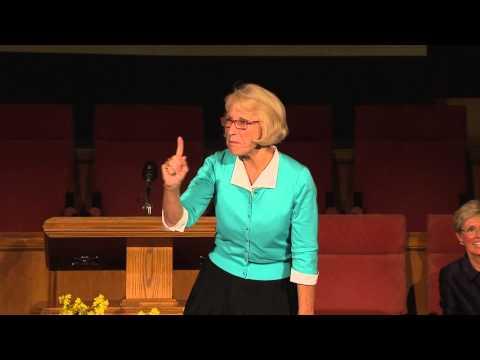 2013 Primary Auxiliary Leadership Training, Music Leader Presentation