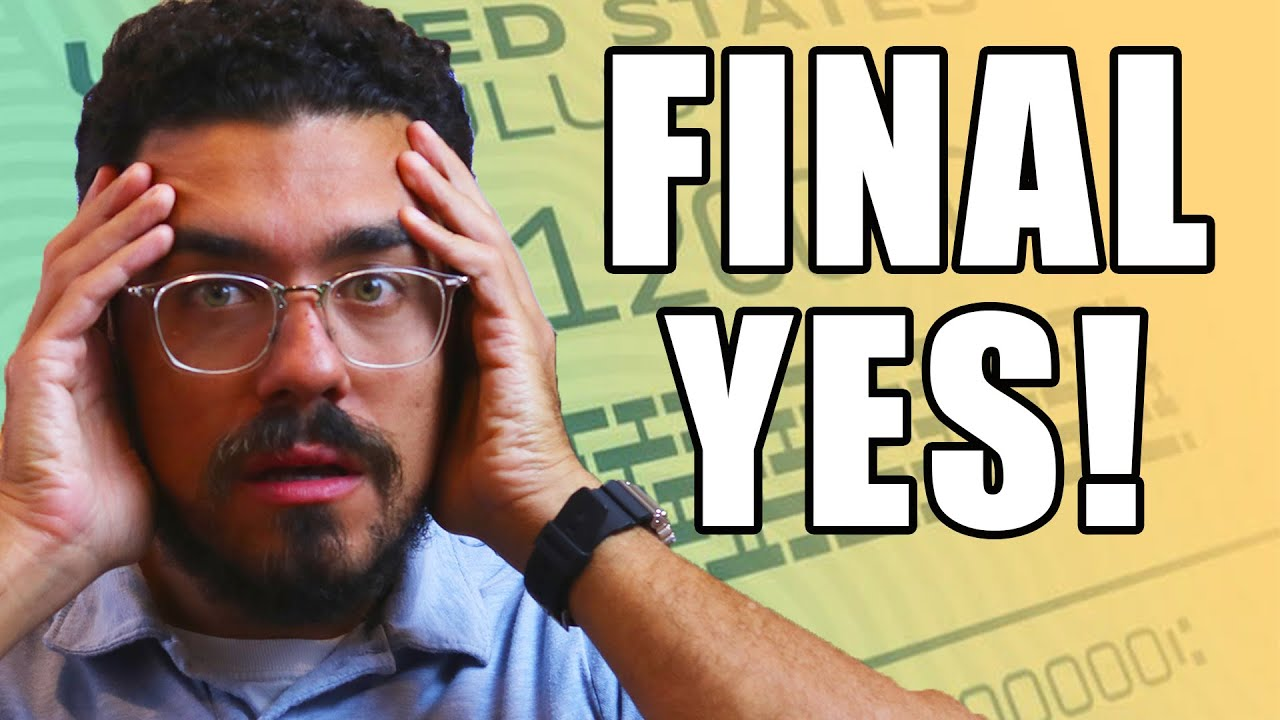 Second Stimulus Check Update Today| The FINAL YES - download from YouTube for free