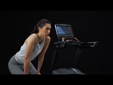 Matrix Fitness Performance Plus Treadmill - Breathtaking