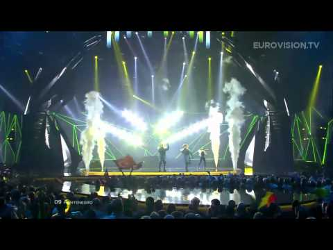 Who See - Igranka (Montenegro) - LIVE - 2013 Semi-Final (1)