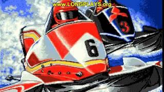 Amiga 500 Longplay [125] Pro Powerboat Simulator