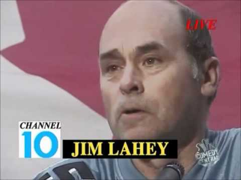 Mr Lahey przemowa