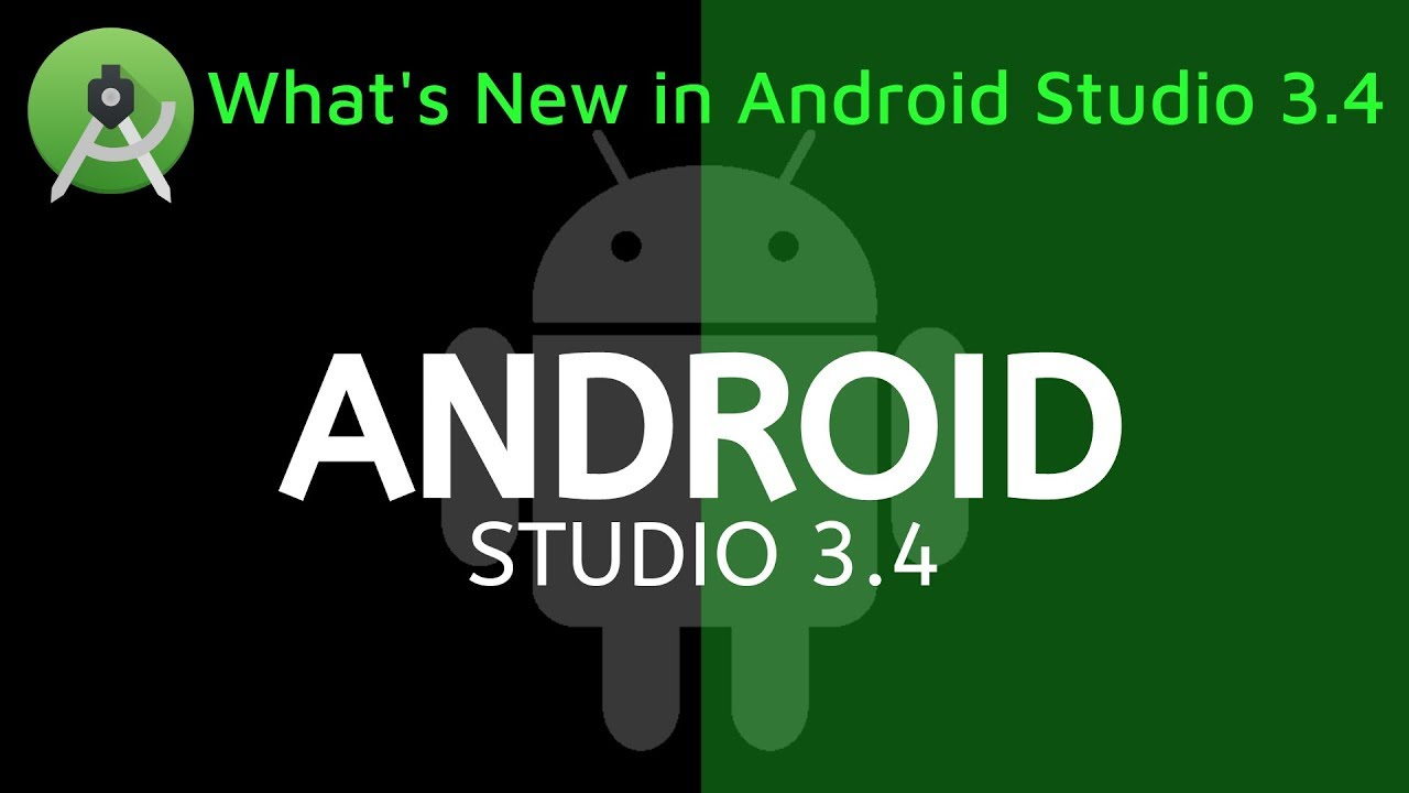 What's New In Android Studio 3.4 | Android Studio New Features 2019