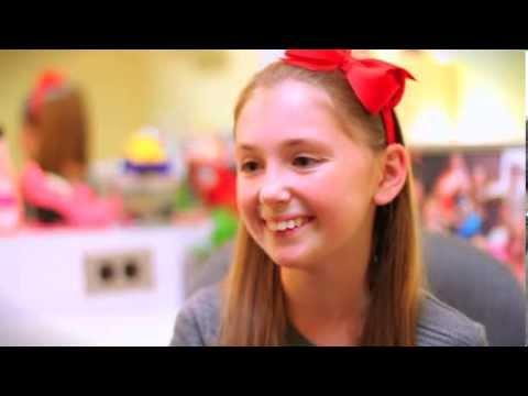 Meet the Orphans: Gaby Bradbury | ANNIE The Musical