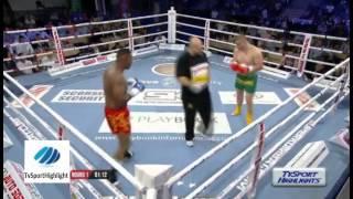 Catalin Morosanu vs Mendes 2013 Full Match