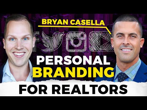Personal Branding For Real Estate Agents In 2020 With Bryan Casella 🔥 How To DOMINATE YOUR MARKET 🔥