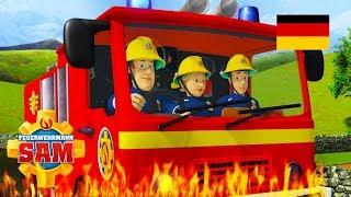 Feuerwehrmann Sam Deutsch Neue Folgen | Im Schlamm stecken geblieben - Zusammenstellung 🚒Kinderfilme