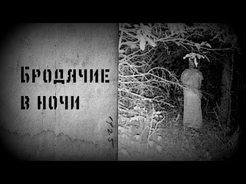 Страшные истории на ночь, БРОДЯЧИЕ В НОЧИ.
