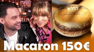 Macaron 0.40€ VS Macaron à 150€ avec Emy LTR