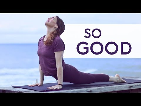 Total Body Yoga Workout (Will Make You Feel So Good!)