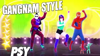 Video 🌟Gangnam Style - PSY [Just Dance Unlimited] - Spiderman Dance | Just Dance Real Dancer🌟 download MP3, 3GP, MP4, WEBM, AVI, FLV Agustus 2018
