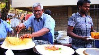 UNREAL Indian STREET FOOD HUNT in Mumbai, India | FAMOUS snacks in MUMBAI- dabeli, Jini dosa + more
