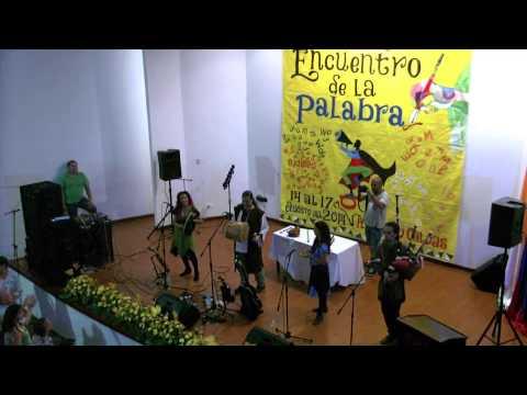 Himno del Carnaval de Riosucio - La Montaña Gris - XXX Encuentro de la Palabra 2014