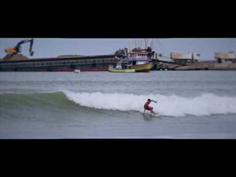 Surfing in the Philippines Eastern Samar