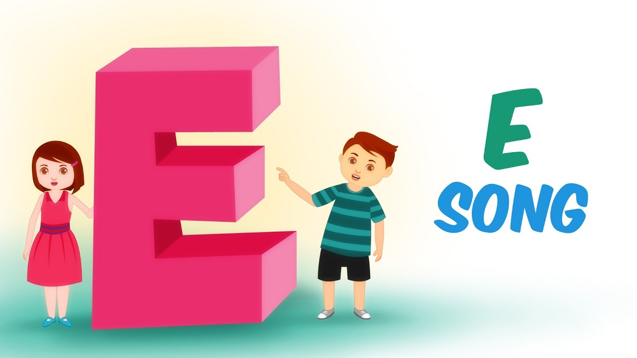 letter e song the letter e song alphabet songs for nursery 22807