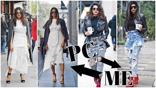 I dressed like PRIYANKA CHOPRA for a WEEK!