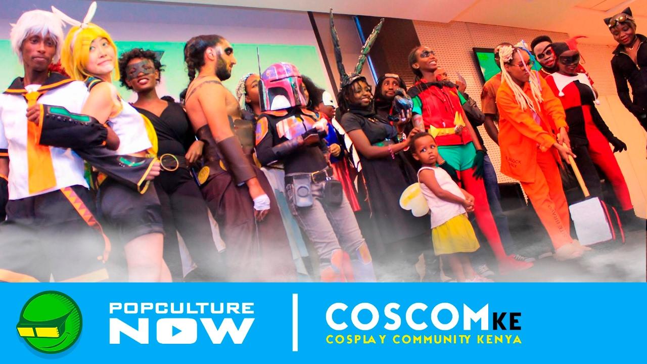 """Résultat de recherche d'images pour """"cosplay au kenya"""""""