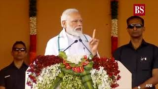 Chennai Central Station to be renamed after great MG Ramachandran: PM Modi