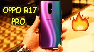 OPPO R17 Pro Unboxing and First Impressions