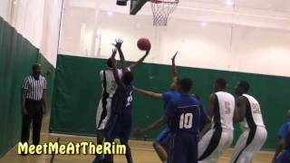 "Anthony ""Big Cat"" Barber Getting BUCKETS This Spring; Crafty 2013 PG"