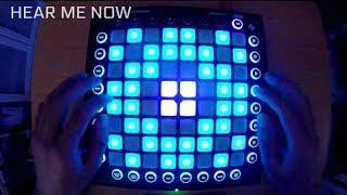 Baixar Alok, Bruno Martini feat. Zeeba - Hear Me Now (Launchpad Pro Cover)