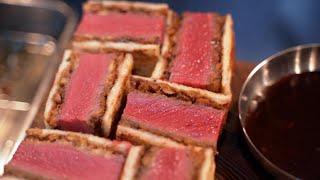 sub)요리하는 남자들의 흔한 파티음식.