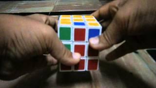 Easiest Way To Solve 3x3 Rubik's Cube In Hindi By Sourabh Kumar Dubey