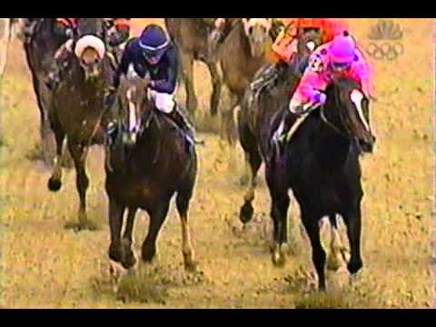 2000 Breeders' Cup Classic - Tiznow + Post Race & Interviews