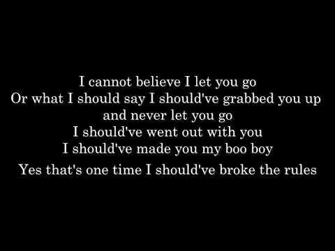TAMIA -  Almost Lyric Video