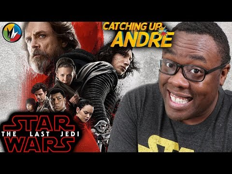Star Wars: The Last Jedi - Catching Up with Andre