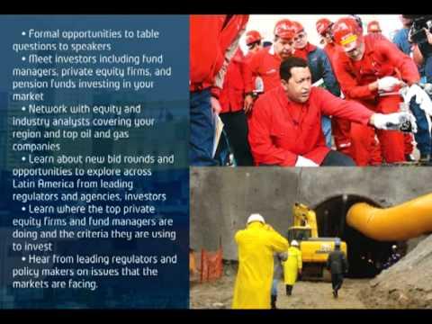 Latin America Oil & Gas Conference - Calgary, Alberta, Canada