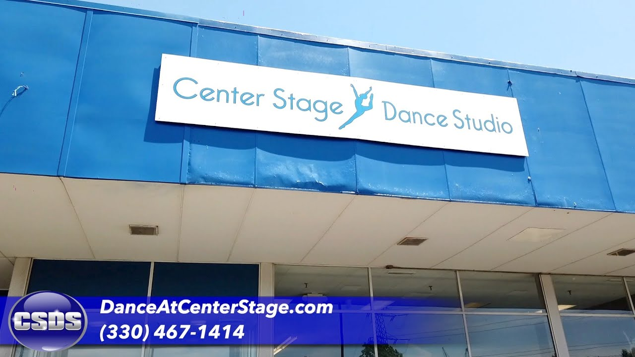 Center Stage Dance Studio - Dance With Us!