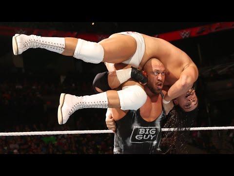 Ryback vs. Bo Dallas: Raw, October 27, 2014