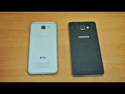 Samsung Galaxy A8 (2016) vs Galaxy A9 Pro (2016) - Review & Camera Test (4K)