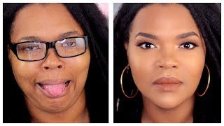TUTO MAQUILLAGE POUR TOUS LES JOURS/ EVERYDAY MAKEUP LOOK * JaniceBeauty