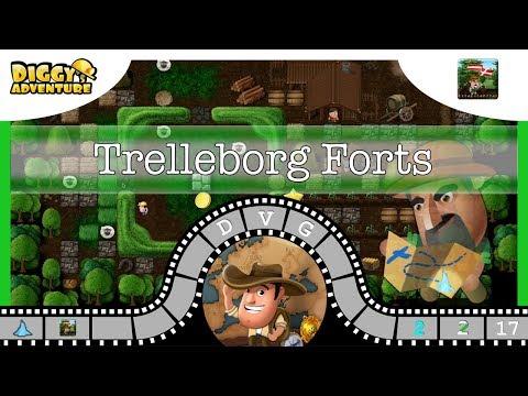 [~Scandinavia Father~] #17 Trelleborg Forts - Diggy's Adventure